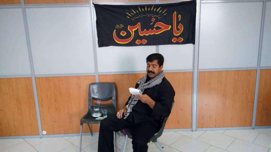 مداح اهل بیت جوانمردی شیراز